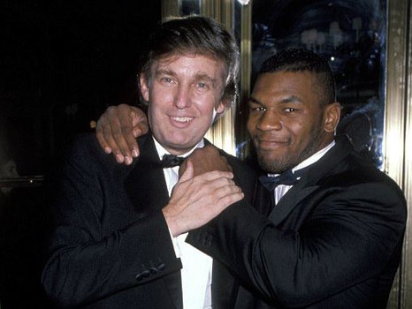 That One Time Mike Tyson almost beat the sh*t out of Donald Trump