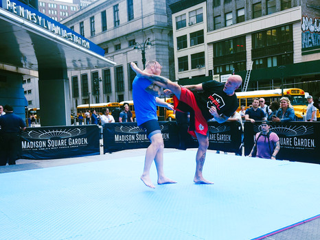 PFL 1 Open Workout; A Preview of things to come