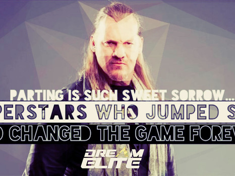 Superstars who jumped ship and changed the game forever
