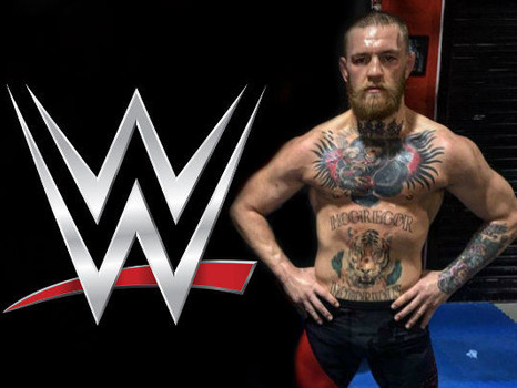 "Plot Twist! Conor Mcgregor ""Open"" to WWE Offer"