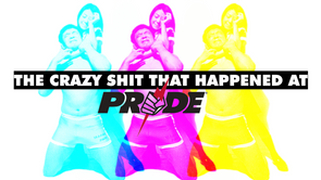 The Crazy Shit that happened at PRIDE FC