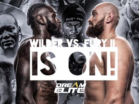 Breaking News: Fury vs. Wilder II is On
