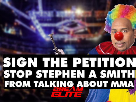 Sign the petition, Silence Stephen A Smith