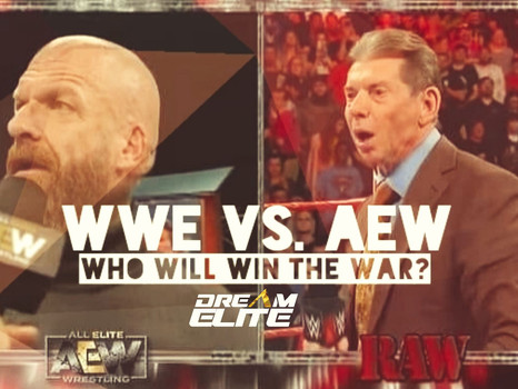 WWE vs. AEW: Who Will Win The War?