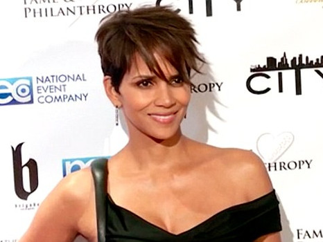 DAMN! Halle Berry Responds to Ric Flair's Sex Claims