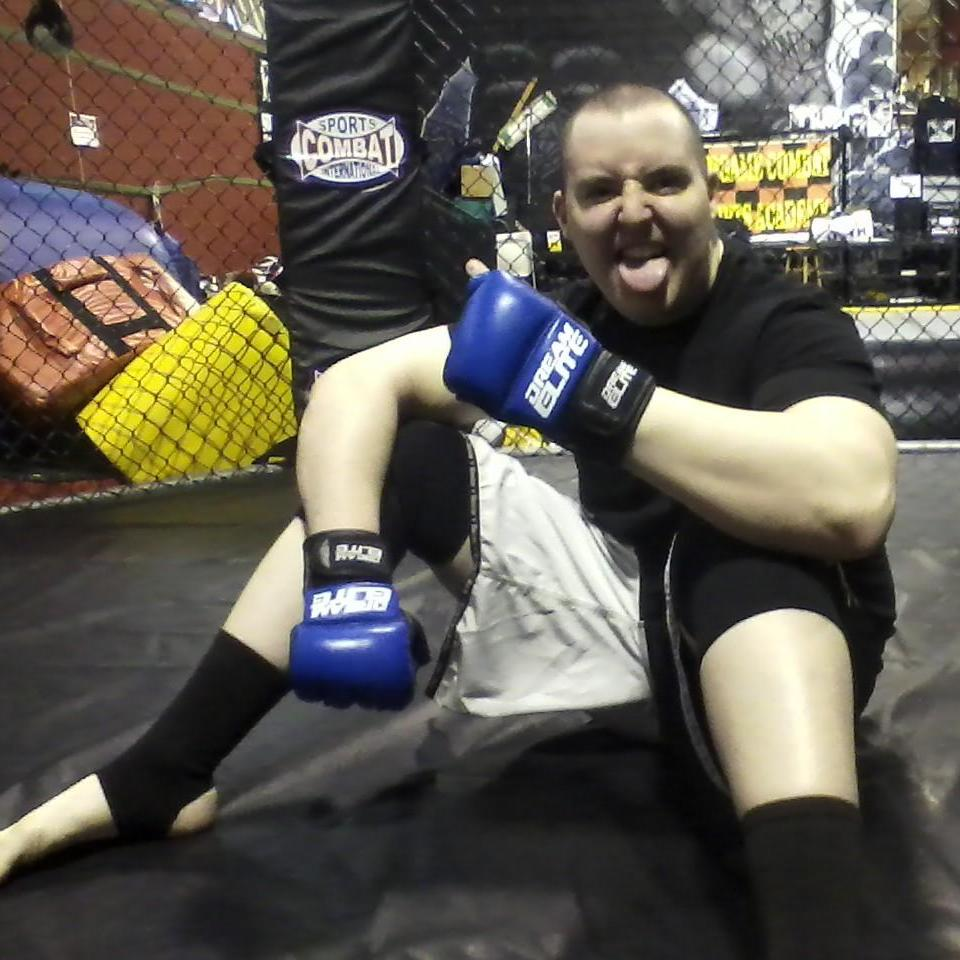 MMA Fighter Mike