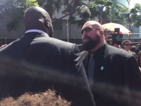 Big Show to face Shaq at Wrestlemania?