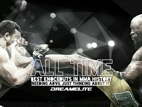 All-Time Greatest Knockouts in MMA History