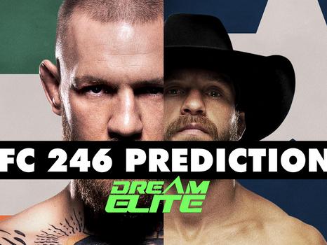 UFC 246 Predictions
