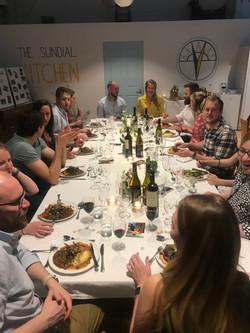 Micky's 30th Birthday Supper Club