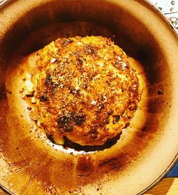 Whole Roast Cauliflower