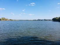 Красивая природа  Ушаковский пруд.