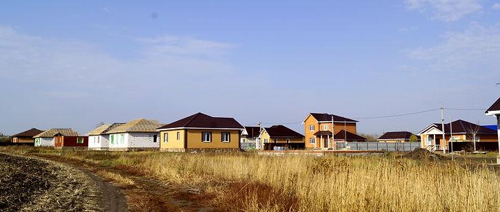 Коттеджный поселок Лазурный