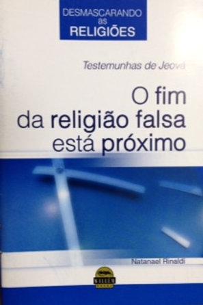 O fim da religião falsa está próximo (20 unidades)