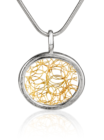 Eternal Medium Pendant · £160