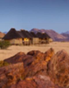 Sossus Dune Lodge, Namib-Naukluft National Park