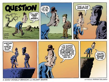 Pep Talk#10: Donald Benson