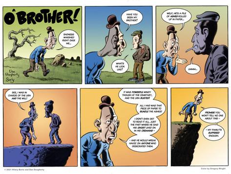 Pep Talk #12: O'Brother! by Dan Dougherty