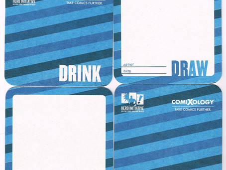 Drink and Draw Live!