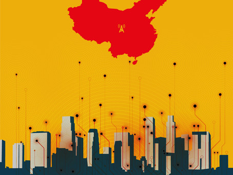 Chinese overseas promotion of 'smart city' technologies