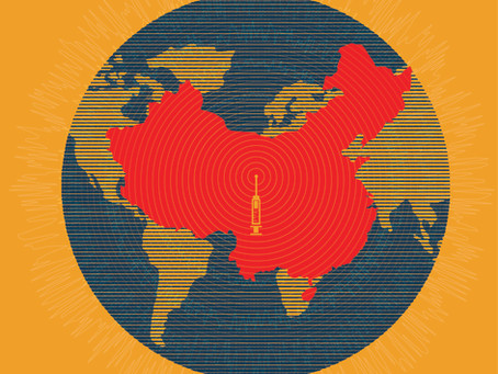 Vaccine narratives in Chinese state media