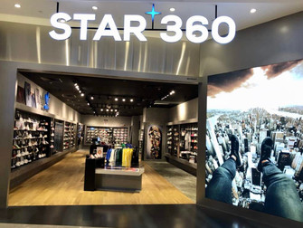 Star 360 Flagship store is now open!