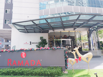 Hotel Review : Ramada Suites Kuala Lumpur City Centre