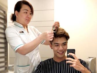 Great hair with Svenson
