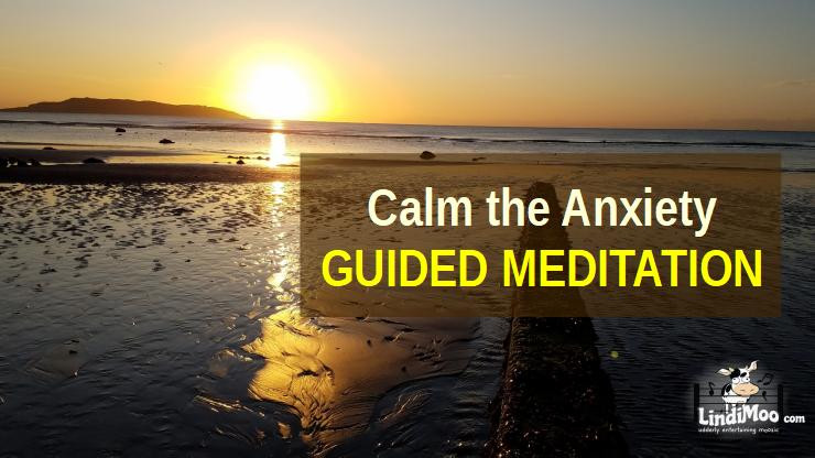 Meditation to help calm anxiety, panic attacks, and stress