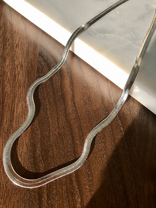Snake Chain | Silver