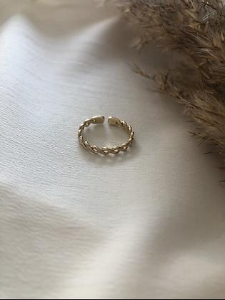 Dainty Chain Ring