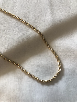 Rope Chain | Gold