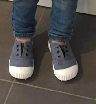 jeans met rekje
