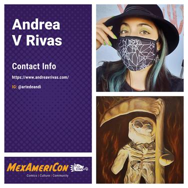 Andrea V. Rivas
