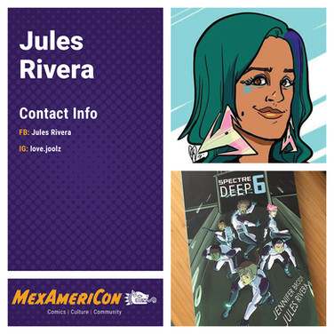 Jules Rivera