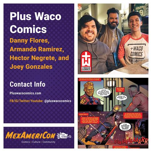 Plus Waco Comics