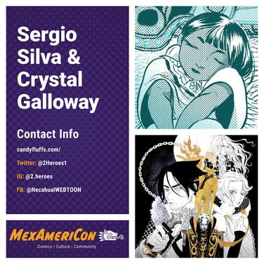 Sergio Silva & Crystal Galloway