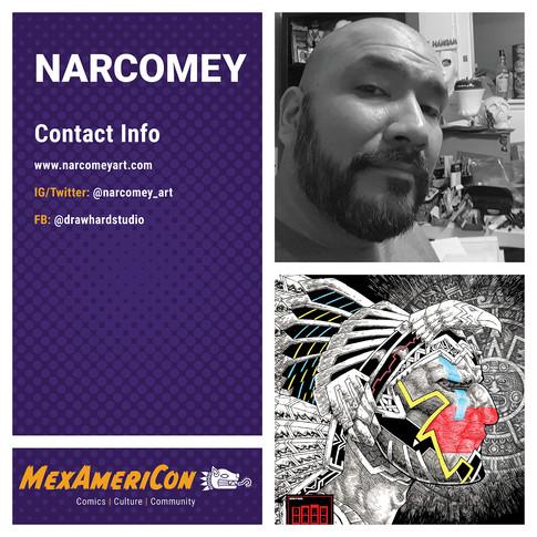 NARCOMEY