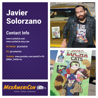 Javier Solorzano