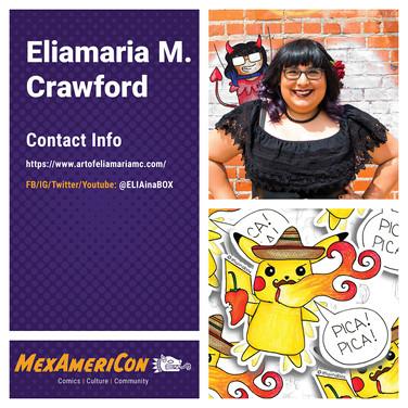 Eliamaria M. Crawford
