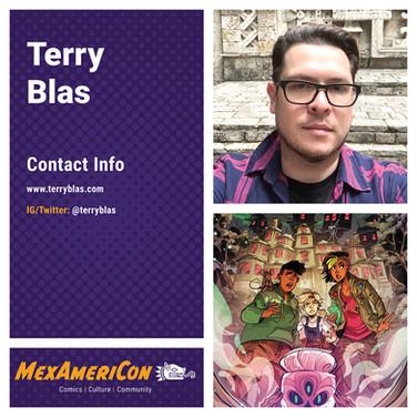 Terry Blas