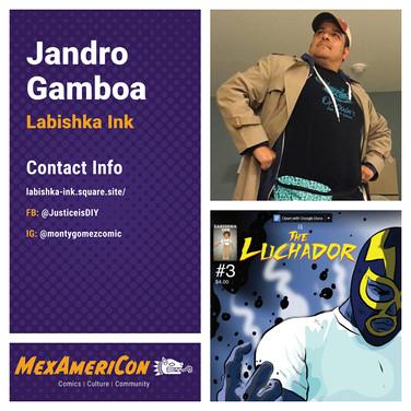 Jandro Gamboa