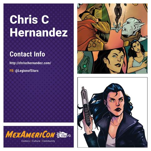Chris C. Hernandez