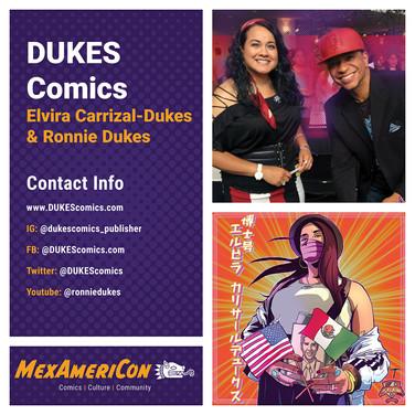 DUKES Comics