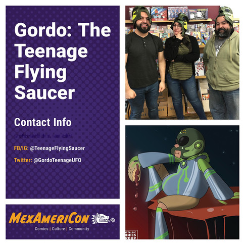 Gordo: The Teenage Flying Saucer