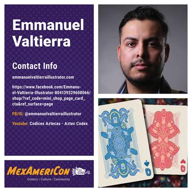 Emmanuel Valtierra