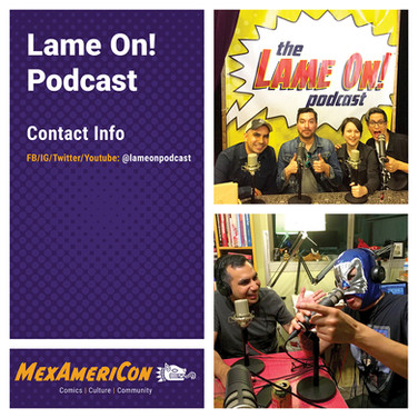 Lame On! Podcast