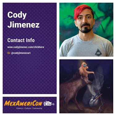 Cody Jimenez