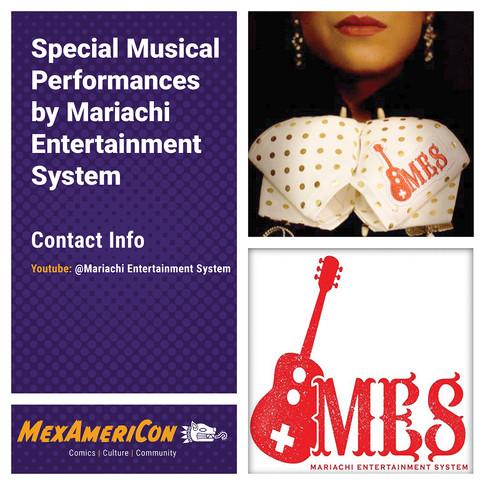 Mariachi Entertainment System (MES)