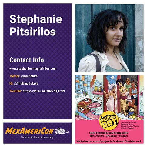 Stephanie Pitsirilos